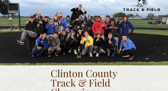 Boys Win County Championship/ Girls place 2nd (updated)