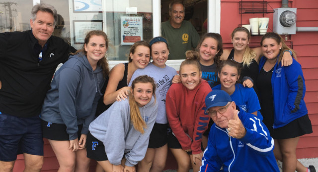 Girls Tennis Falls in Sectional Finals