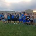 Frankfort Hot Dog Football Summer Workouts