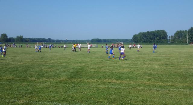 JV Girl's Soccer