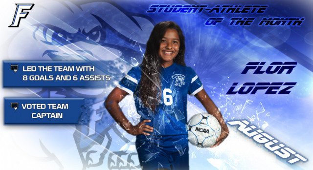 Female Student-Athlete of the Month