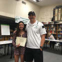 May Student Athletes of the Month