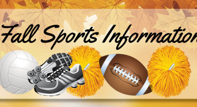 Fall Sports Starting Up at Perris High