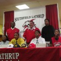 Signing Day! 11/14/12