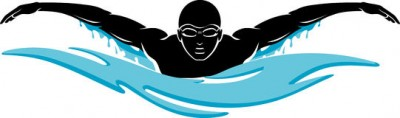 butterfly-swim-swimmer-silhouette-abstract-water-frontal-view-39713612