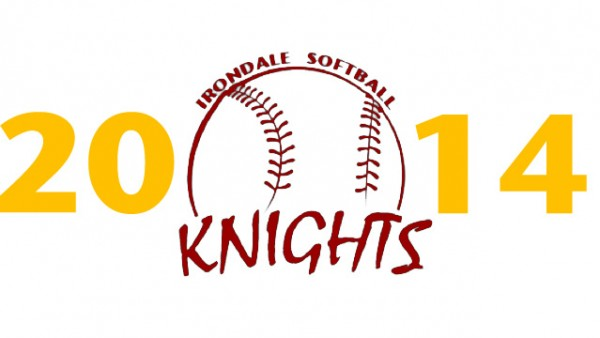 2014 Softball Apparel Irondale Knights Irondale High
