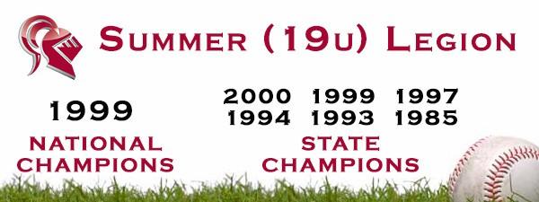 legion banner baseball