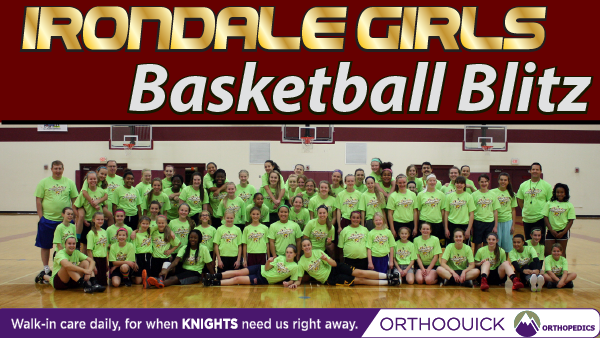 2014 Girls Basketball Blitz