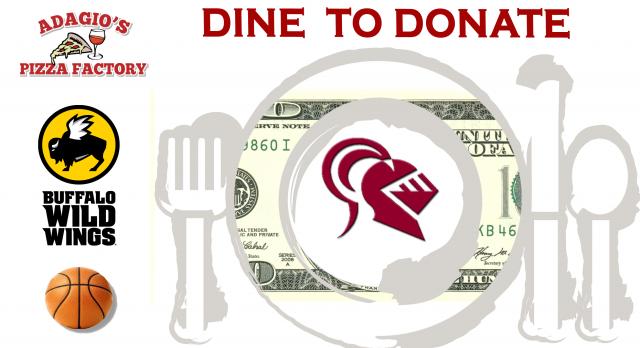 Dine To Donate – Boys Hoops