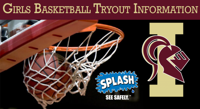2015 Girls Basketball Tryout Information