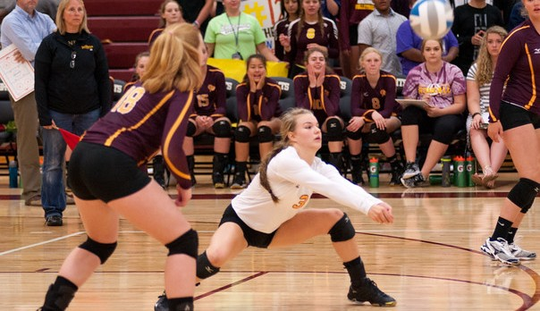 2016 Knight's Volleyball Clinic Information