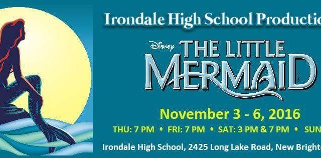 The Little Mermaid Tickets Now On Sale