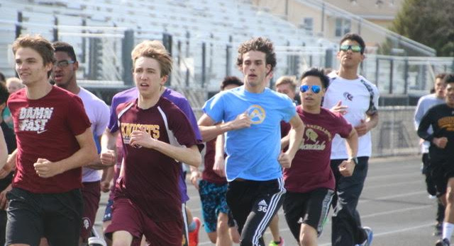 Irondale Intra-Squad Track Meet