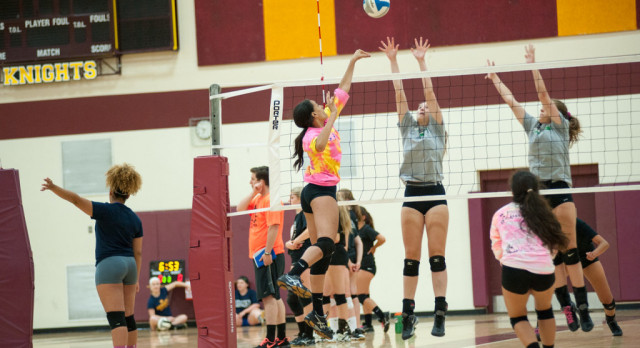 Irondale Volleyball Week 3
