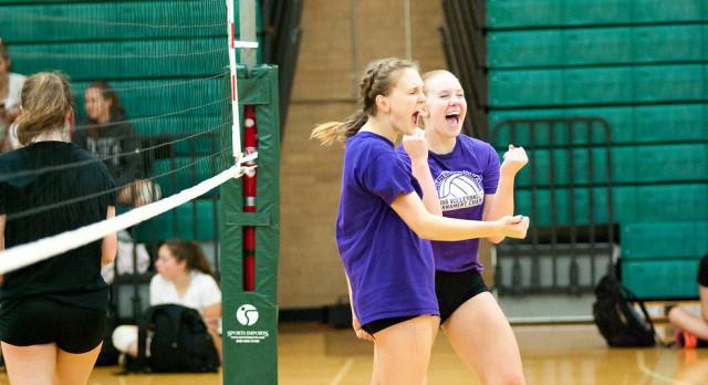 Volleyball Week 2