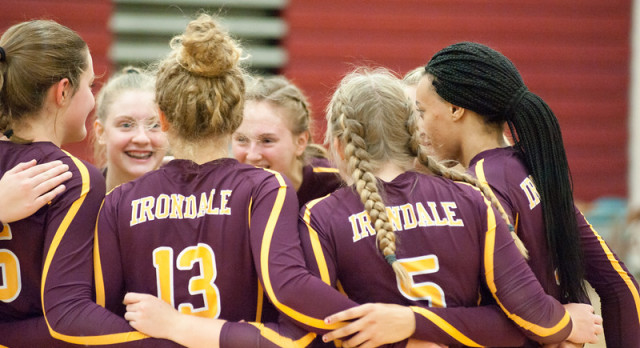 Irondale Volleyball Week 4
