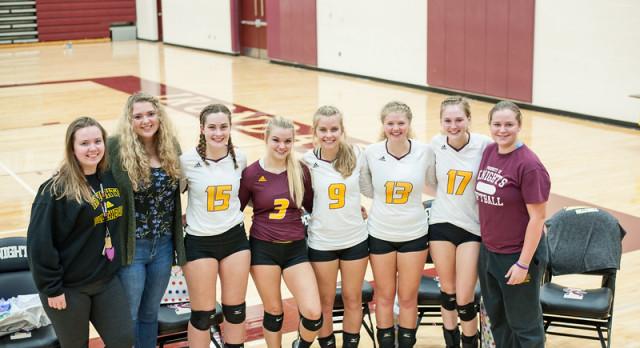 Week 11 Girls Volleyball