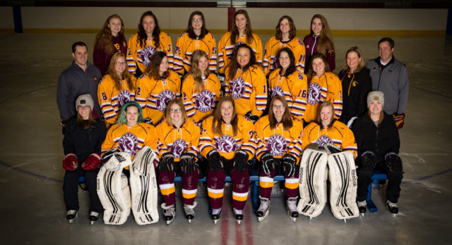 Girls Hockey Week 3