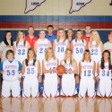 Lady Panther Varsity Basketball