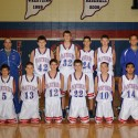 Boys JV Basketball Team