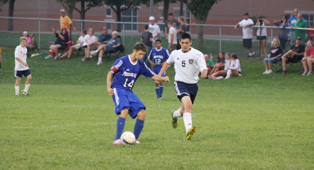 Boys Soccer dominate Pacers
