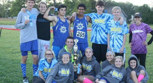 ORVC Cross Country Champs!