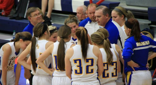 Injury Bug Forces Changes to week 1 of the Lady Shiner Basketball Season