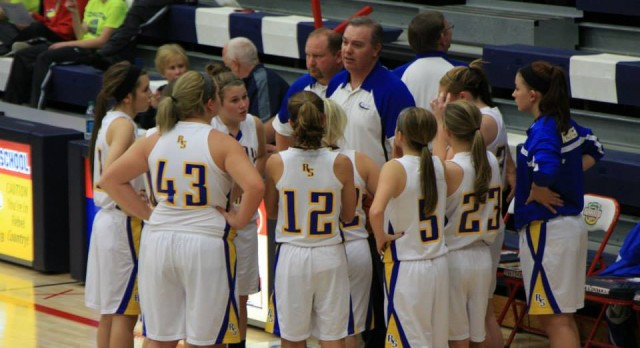 Lady Shiners play well for three halves