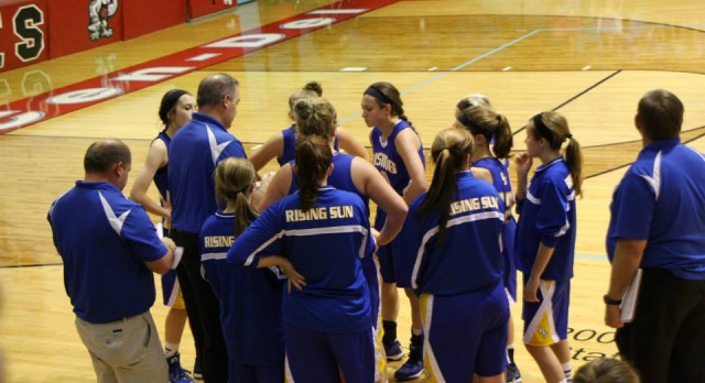 Lady Shiner Basketball splits the opening weekend