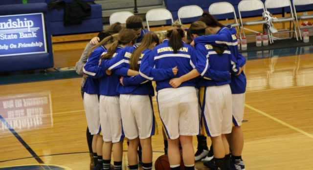 Lady Shiners Basketball splits games over the weekend