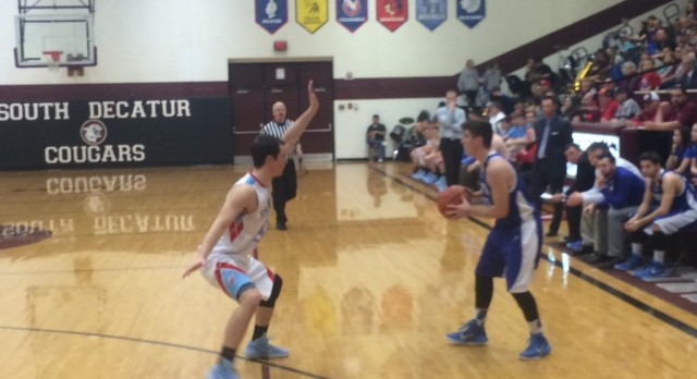 Shiners End Nine Year Losing Streak With Win Over Raiders
