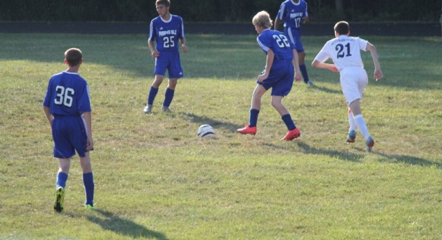 Rising Sun Boys Soccer dominates Switz. Co.