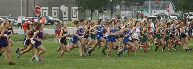 Shiners Win Pumpkin Invite