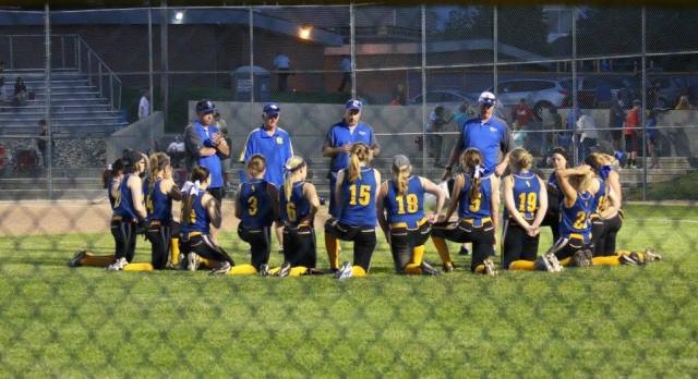 Softball ends season with championship loss to Hauser