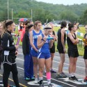 RSHS Girls Track Sectional May 17, 2016