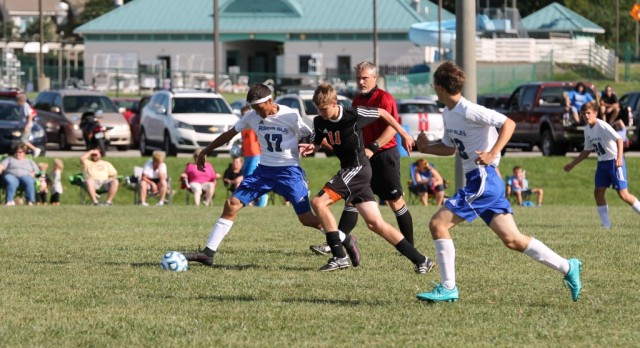 Shiners Lose to Tigers 4-0