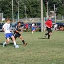 RSHS Boys Soccer against Lawrenceburg 8/22/16