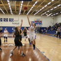 RSHS Girls Basketball VS T.L. 12-8-2016 L 43-57