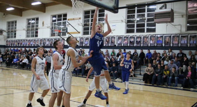 Shiners Draw Twisters in Sectional