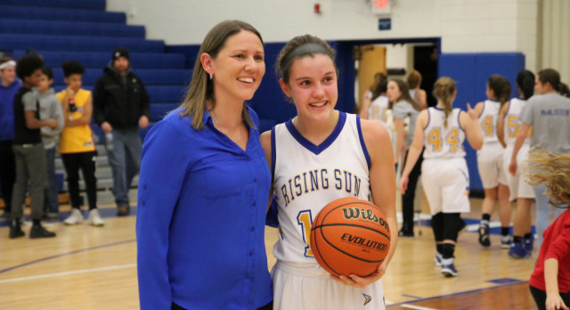 Carrigan Named Small School All-State Honorable Mention
