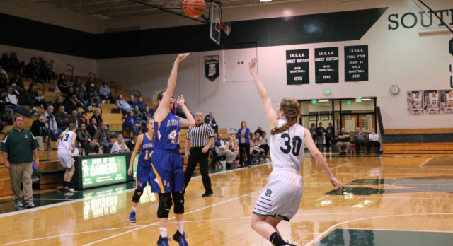 Lady Shiners Defeated by Lady Raiders