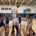 RSHS Girls Basketball VS PCR 1-27-2017 W55-10