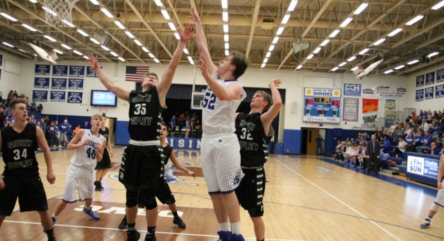 Shiners Defeated By Raiders