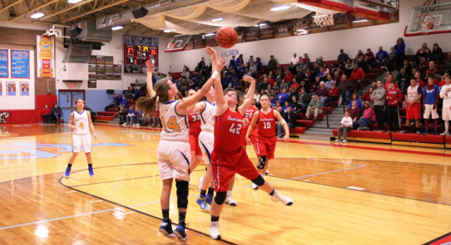 Lady Shiners defeated by Southwestern in Sectionals