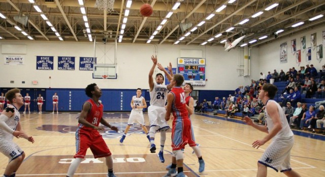 Shiners Top Eagles