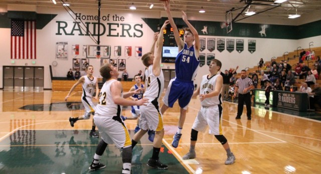 "Shiners Fall Short to Indians in ""C"" Team Tournament Final"
