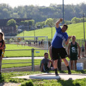 RSHS Boys Track At Lawrenceburg  4-18-2017