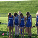 RSHS Girls Track at Lawrenceburg 4-18-2017