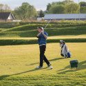 RSHS Golf Team 4-24-2017 against SC & SW