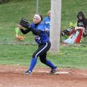 RSHS Girls Softball/Batesville 4-1-17 L6-3/L13-2